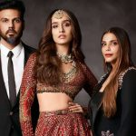India Couture Week 2020: Shraddha Kapoor turns Falguni Shane Peacock's muse in red bridal look
